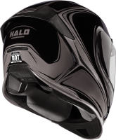 ICON AIRFRAMEPRO HELMET AFP HALO BLACK 2X 2XL